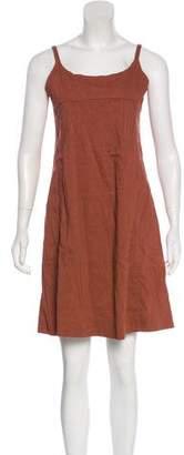 Eileen Fisher Sleeveless Knee-Length Dress