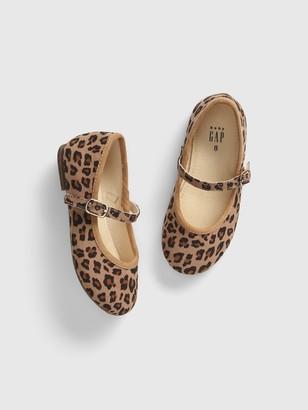 Gap Toddler Leopard Ballet Flats