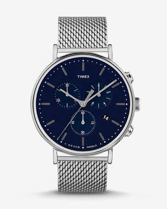 Express Timex Fairfield Chronograph Watch