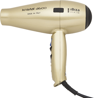 "Ibiza Hair Professional Hair Dryer ""Kristal 3600"" $170 thestylecure.com"