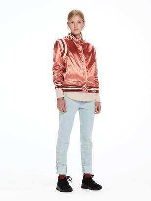 Scotch & Soda Satin Bomber