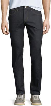 Hudson Men's Blake Slim Straight-Leg Jeans, Dark Blue