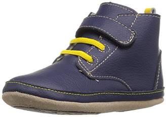 Robeez Boys' Glen Desert Boot Crib Shoe