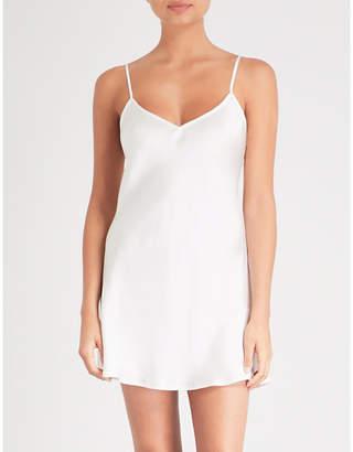 Nk Imode Hello Gorgeous silk-satin chemise