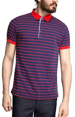 Esprit Men's F Pistr Short Sleeve Polo Shirt