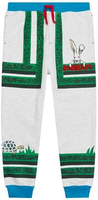 Burberry Garden Maze Sweatpants