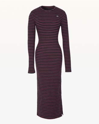 Juicy Couture JXJC Juicy Striped Rib Dress