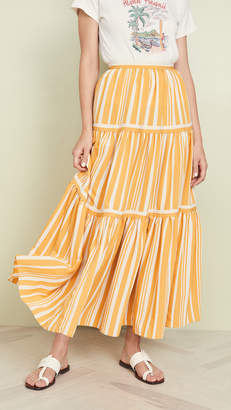 Chinti and Parker Parasol Skirt