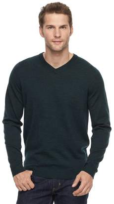 Apt. 9 Big & Tall Regular-Fit Wool-Blend Merino Sweater