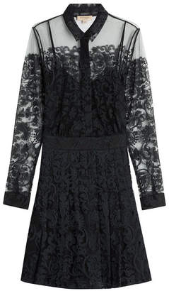 Burberry Lace Dress