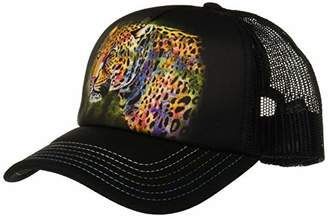 The Mountain Men's Painted Lion Hat