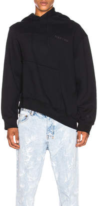 Martine Rose Twisted Hoodie