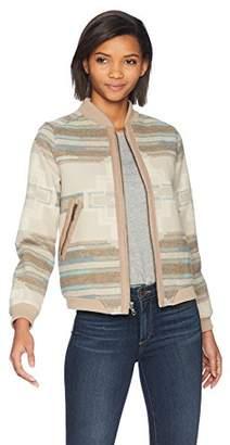 Pendleton Women's Pacific Wool Bomber Jacket