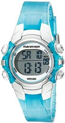 Timex Marathon by Unisex T5K817 Digital Mid-Size Resin Strap Watch