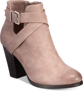 Call it SPRING Tecia Booties