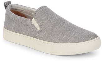 Soludos Men's Linen Slip-On Sneakers