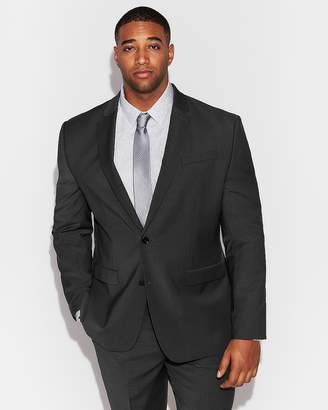Express Classic Performance Stretch Wool-Blend Suit Jacket