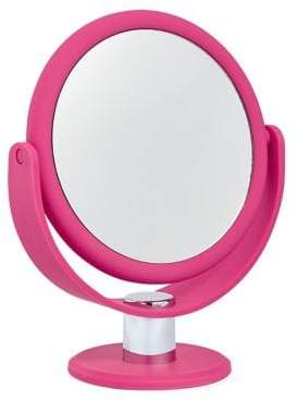 Upper Canada Soap Round Soft Touch Vanity Mirror