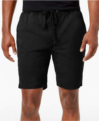 American Rag Men's Drawstring Jogger Shorts, Created for Macy's