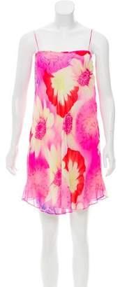 Ungaro Sleeveless Mini Dress