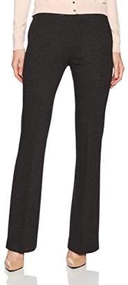Calvin Klein Women's Wide Leg Side Zip Pant