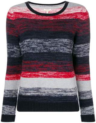 Barbour striped jumper