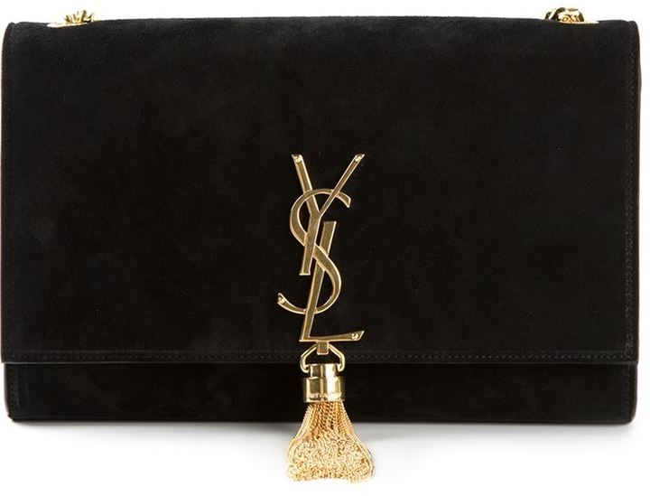 Saint Laurent medium 'Classic Monogram' satchel