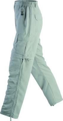 James & Nicholson Men's Zip-Off Trousers sand Size:M