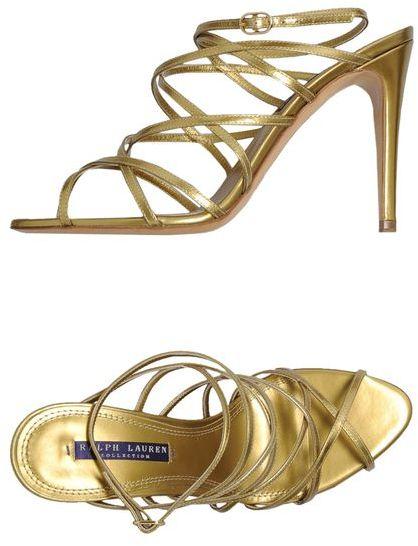 Ralph Lauren High-heeled sandals