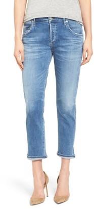 Women's Citizens Of Humanity Emerson Slim Boyfriend Jeans $208 thestylecure.com