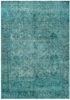 Nalbandian Overdye Hand-Woven Wool Persian Rug