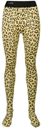 Laneus leopard print leggings