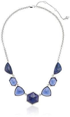 Vera Bradley Geo Facets Statement Necklace