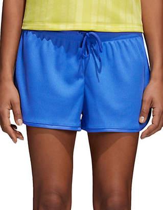 adidas Fashion League Rib Shorts