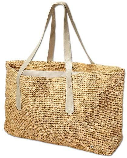 Flora Bella Big Sur Straw Tote by International