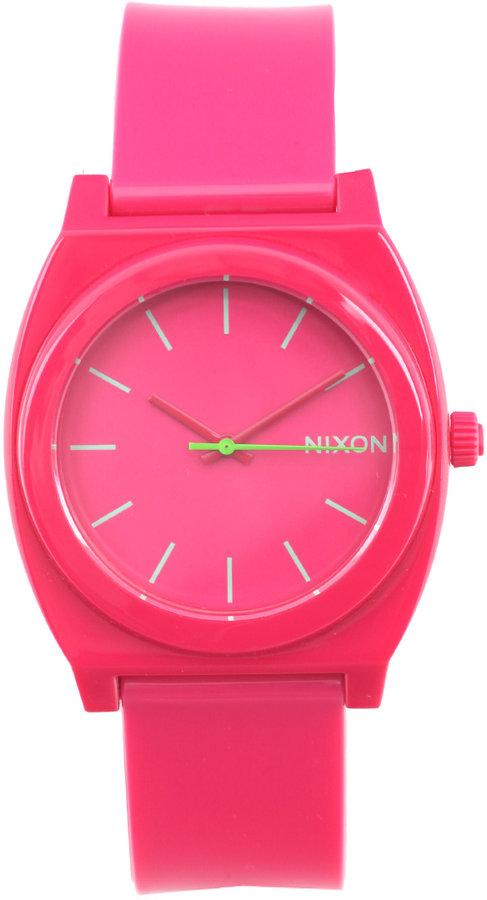 Nixon Rubine TimeTeller P Watch