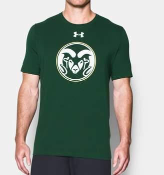 Under Armour Men's CSU Charged Cotton T-Shirt