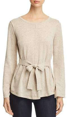 Heather B Belted Sweater