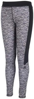 adidas Big Girls Space-Dyed Leggings