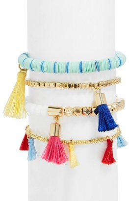 Riley Bracelet Set $58 thestylecure.com