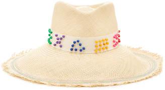 Albertus Swanepoel Exclusive Kelsey Straw Panama Hat