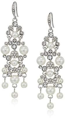 Carolee Grand Entrance Mini Chandelier Drop Earrings
