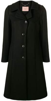 Twin-Set single breasted coat