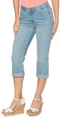 Rafaella Comfort Stretch Denim Capris