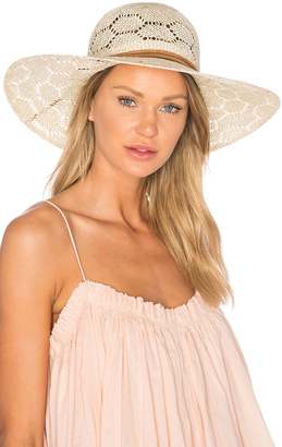 ale by alessandra Paloma Hat $98 thestylecure.com