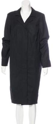 Akris Long Structured Coat