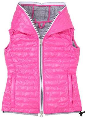 Duvetica Hooded Padded Down Vest