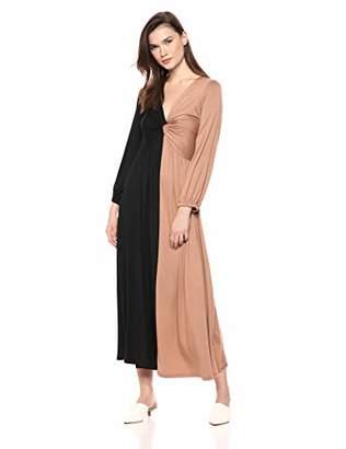Rachel Pally Women's Two-Tone Twist Dress