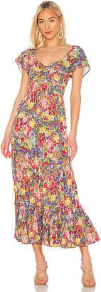 AUGUSTE Magnolia Bella Maxi Dress