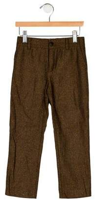 Paade Mode Boys' Tweed Pants w/ Tags